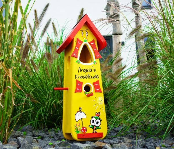 persönliches kreatives Geschenk Vogelvilla
