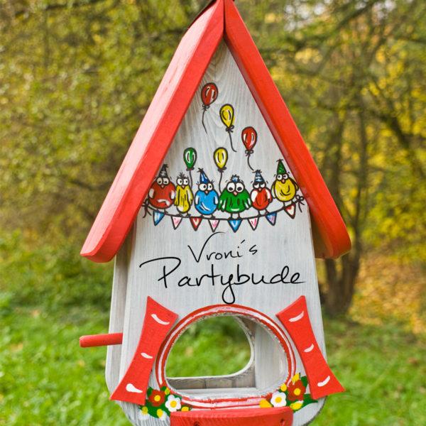 XXL Futterhaus Vogelvilla Geschenk
