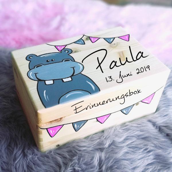 Erinnerungsbox