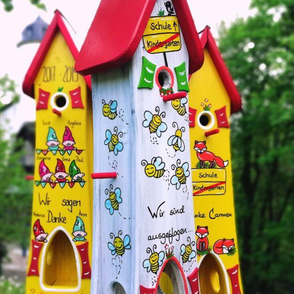 Kindergarten Abschied Geschenkidee