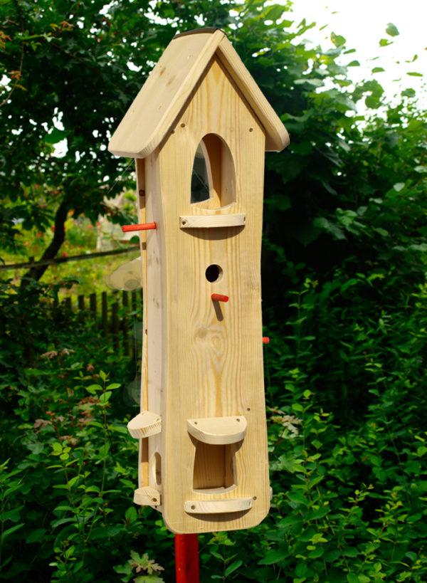 Vogelhaus XXL zum selber bemalen