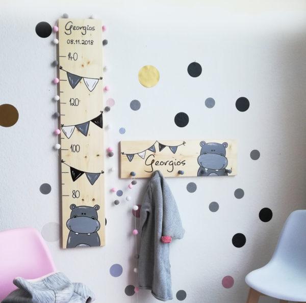 Garderobe Kinderzimmer