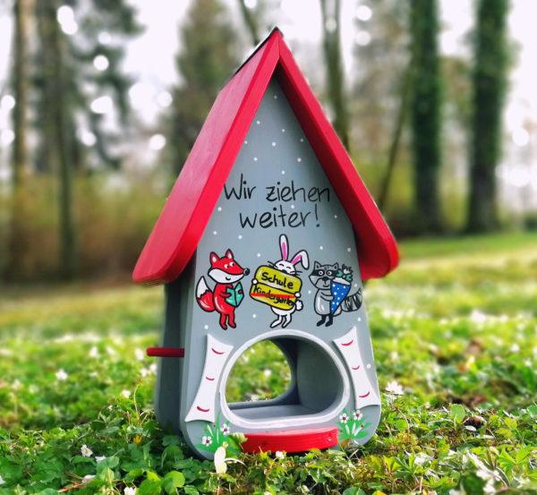 Kindergarten Abschied Geschenk Geschenkidee für die Tagesmutter und Erzieherin