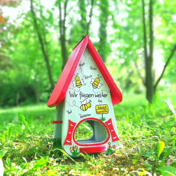 Kindergarten Abschied geschenk lehrerin Bienen